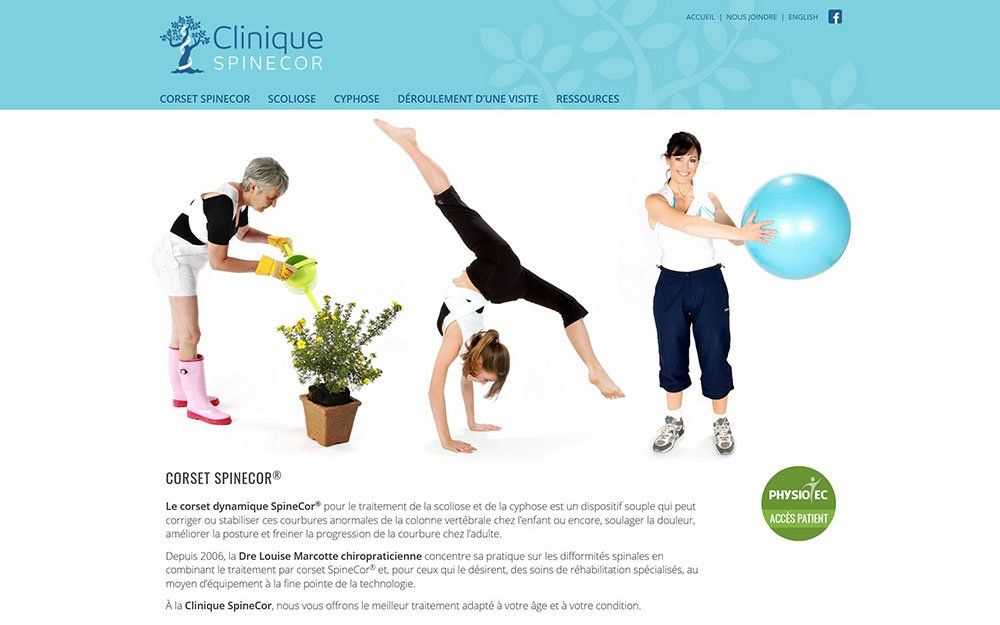 Clinique Spinecor